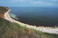 romanian black sea coast beaches coastline romania landscapes