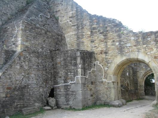 medieval Suceava fortress Romania moldavia moldova