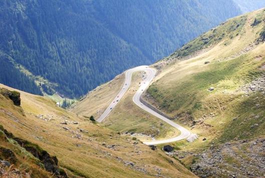 Transfagarasan road muntii Fagaras mountains Carpathians Romania most beautiful european roads eastern europe best landscapes 1