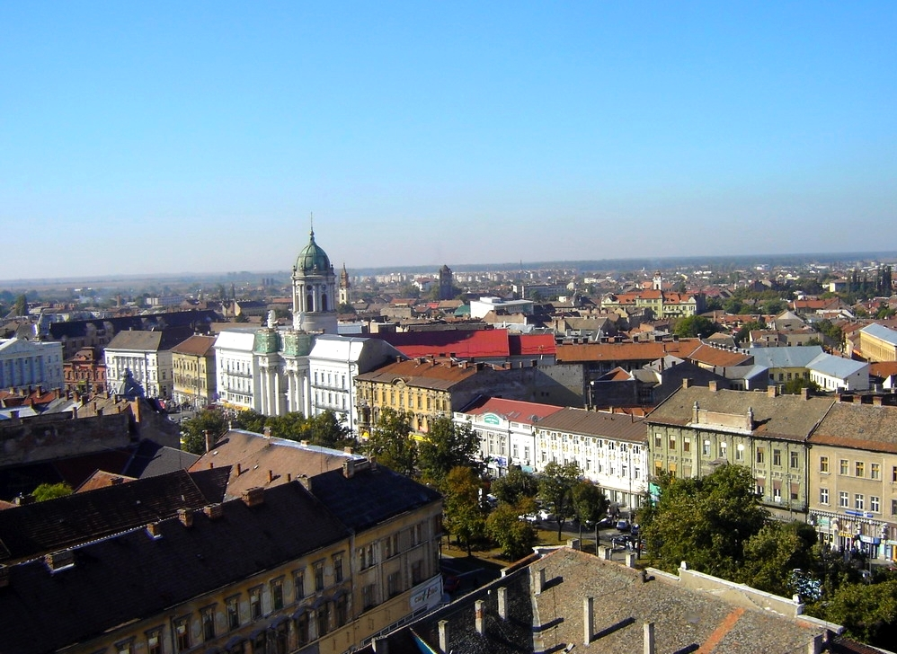 Arad Romania  city pictures gallery : arad romania city overview