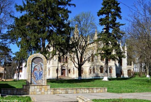 palatul sturza miclauseni iasi palace romania