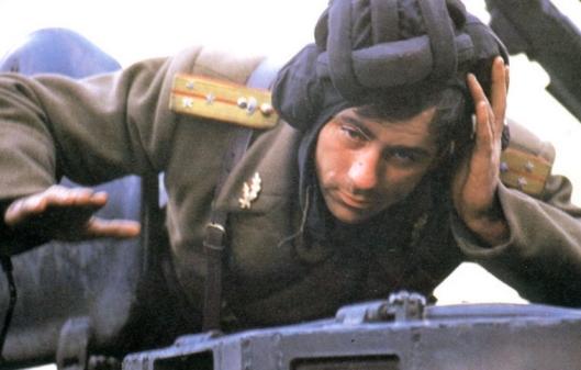 soldier during fighting Romanian revolution revolutia romana 1989