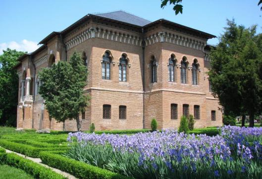 Mogosoaia palace Romania eastern europe romanians palaces