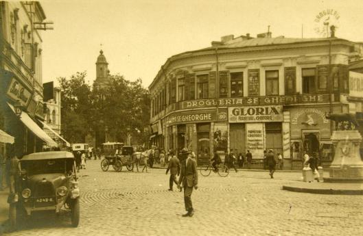Piata Sf Gheorghe old Bucharest Romania vechiul bucuresti romania eastern europe cities