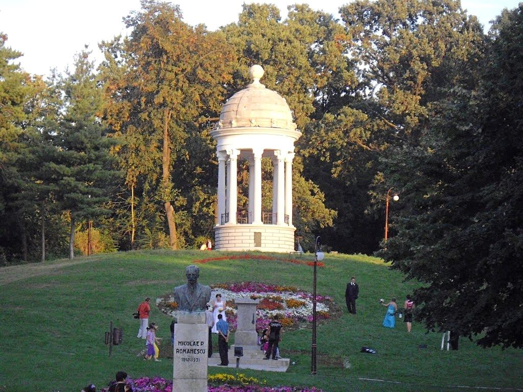 Craiova Romania  city pictures gallery : Nicolae Romanescu park Craiova Romania beautiful parks 4