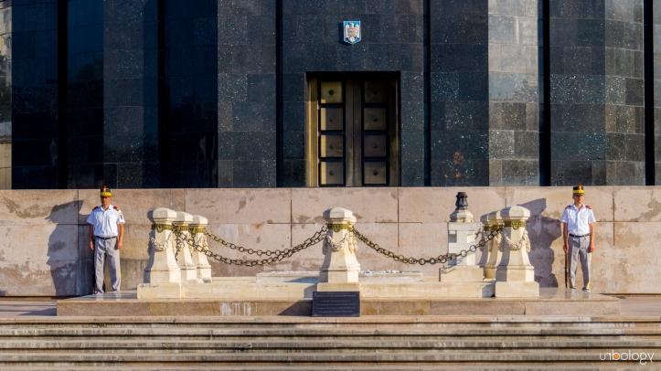 mausoleum Parc Carol bucharest bucuresti romania