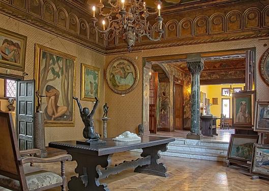 Muzeul-Frederic Cecilia-Storck museum bucharest bucuresti romania