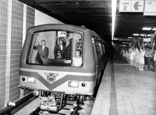 ceausescu subway bucharest